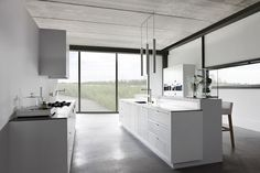 Stockholm Kitchen by Piet Boon for Warendorf - Stockholm is inspired by a variety of Scandinavian influences. | #Kitchen #InteriorDesign |