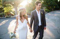 A Boho Garden Wedding in San Diego