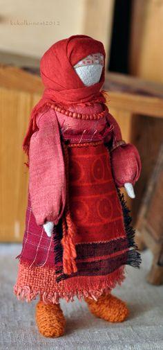 Народные куклы ручной работы. Ярмарка Мастеров - ручная работа Кукла-образ…