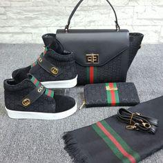 Gucci 1359 – Ayakkabı, Çanta, Cüzdan, Şal Kombin Gucci Sneakers, Gucci Shoes, Sneakers Fashion, Fashion Shoes, Gucci Fashion, Fashion Bags, Shoe Boots, Shoe Bag, Gucci Handbags