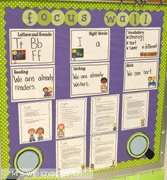 Peek at my Week: The first week of Kindergarten!