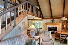 Look at this waterfront chalet in Elk Rapids Michigan
