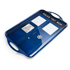 Doctor Who TARDIS Tea Tray