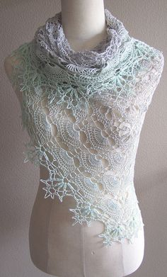 Ravelry: Maia Shawl pattern by Lisa Naskrent