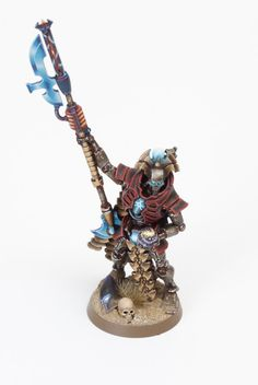 Tutorial: How to paint Necrons the Garfy way  From Tale of Painters