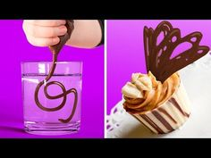 Hot chocolate in the West Indies - Clean Eating Snacks Molten Chocolate, Chocolate Hearts, Mint Chocolate, Chocolate Garnishes, Chocolate Desserts, Patisserie Chef, Muffins Double Chocolat, Chocolate Butterflies, Cake Recipes
