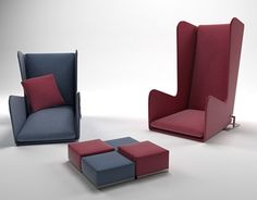 """Check out new work on my @Behance portfolio: """"L armchair"""" http://be.net/gallery/59710389/L-armchair"""