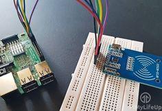 Set up a RFID reader for the Pi.