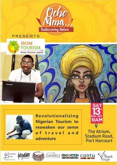 Nigeria: The CEO of ibomtourism to speak in another high profile event in port Harcourt (OchoMma)