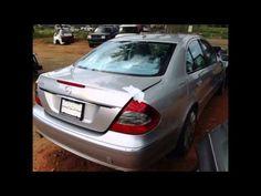 2007 #Mercedes-Benz E-Class For Parts Only ~  #ASAPCarParts www.asapcarparts.com