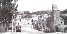 Hollywood old days