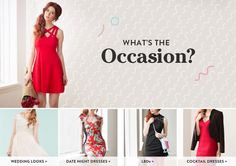 occasion dress from modcloth