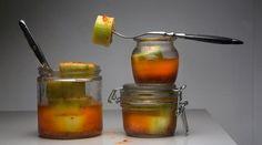 Marinated Szechuan Cucumbers Recipe from Serpico