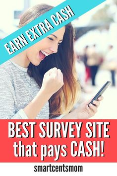 Make Money Online with MintVine Online Surveys for Money! Earn extra cash with these online surveys Surveys That Pay Cash, Online Surveys For Money, Paid Surveys, Online Earning, Online Jobs, Make Money Online, Online College, Earn More Money, Earn Money From Home