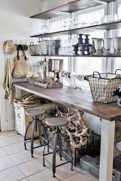 A Floral Designer's Romantically Styled Home in Savannah, GA   Design*Sponge