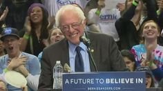 bernie sanders and the dove of peace regardless of your political