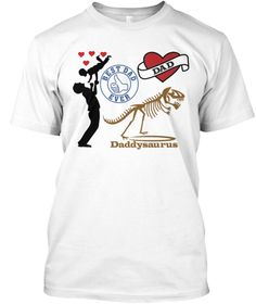 Father's Day Tshirt   Best Tshirt Ever White T-Shirt Front