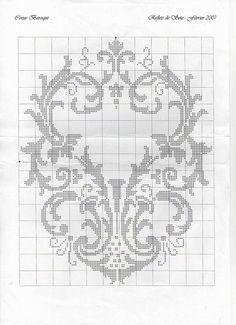 Reflets de Soie - Coeur Baroque