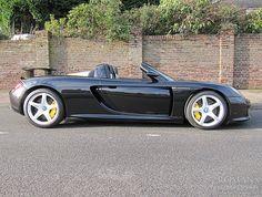2007/07 Used Porsche Carrera GT | Basalt Black