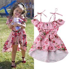 1 x Girl Dress. Dress Length Bust - Quality is the first with best service. Baby Girl Dress Patterns, Dresses Kids Girl, Kids Outfits Girls, Girl Outfits, Skirt Patterns, Coat Patterns, Blouse Patterns, Cute Baby Dresses, Sewing Patterns