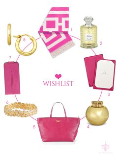 The Pink Pagoda: Valentine's Day Wishlist