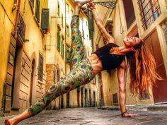 4 Days Movement and Mangia Yoga Holiday Florence, Italy