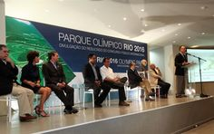 Masterplan project chosen for Rio 2016 Olympic Park Rio Olympics 2016, Summer Games, Rio 2016, Athlete, In This Moment, Park, Projects, Rio De Janeiro, Log Projects