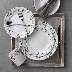 Corelle Impressions Faenza 16-Piece Dinnerware Set