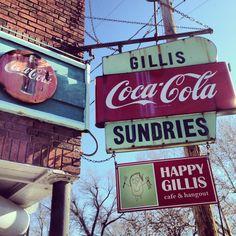 Happy Gillis - Columbus Park  Great brunch / lunch spot just east of Rivermarket.