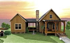 texas-dogtrot-house-plans