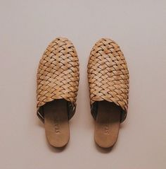 woven slippers | curated by ajaedmond.com/