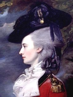 Portrait of Mrs. John Montresor by John Singleton Copley. Created 1778 in England, oil on canvas, 30 3/8 x 25 1/8. Hangs in The Gallery of the diplomatic reception rooms located within the Harry S. Truman building of the US Department of State in Washington, DC