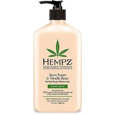 Hempz Sugared Grapefruit & White Raspberry Tea Herbal Body Moisturizer is blended with natural extracts, essential oils and key ingredients to help provide skin the ultimate hydration and nourishment. White Raspberry, Herbal Extracts, Tinted Moisturizer, Homemade Moisturizer, Hemp Seeds, Herbalism, Pineapple, Fragrance, Skin Care