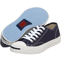 Converse Jack Purcell CP - in black and navy, please.