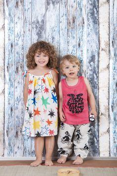 f6ab5bc657e Παιδικά ρουχα από οργανικο βαμβακι για χαρούμενα παιδιά!! Nadadelazos  www.heladoderretido.com