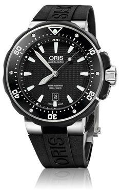 Oris ProDiver - Oris ProDiver Date 01 733 7682 7154-07 4 26 34TEB