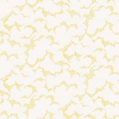 Molntuss by Boråstapeter - Yellow - Wallpaper : Wallpaper Direct Star Wallpaper, Kids Wallpaper, Wallpaper Ideas, Baby Yellow, Background Templates, True Colors, Wall Design, Playroom, Illusions