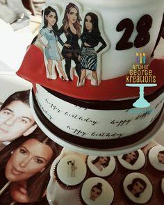 17th Birthday, Birthday Parties, Birthday Cake, Crazy Cakes, Dec 30, Youtubers, Party Themes, Kardashian Jenner, Balloons