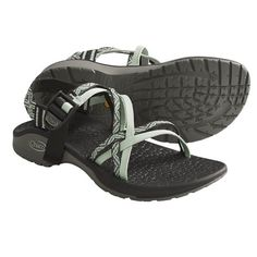 Chaco Updraft X Genweb Sport Sandals (For Women) in Sikuli Green