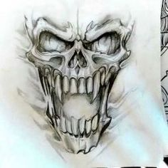 Pictures on request skull drawing tattoo - Pictures on request skull drawing ta. - Pictures on request skull drawing tattoo – Pictures on request skull drawing tattoo, - Evil Skull Tattoo, Skull Hand Tattoo, Pirate Skull Tattoos, Evil Tattoos, Skull Stencil, Tattoo Stencils, Tattoo Design Drawings, Skull Tattoo Design, Tattoo Ideas