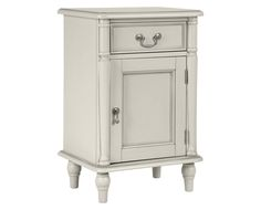 Laura Ashley Dove Grey Side Table