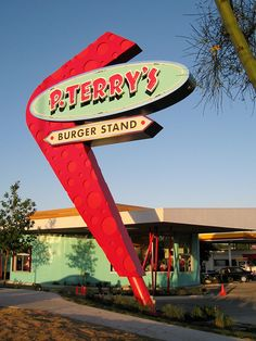 P. Terry's Burger Stand,  Austin, Texas = Lamar /Barton Springs is the best one!