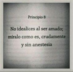 Sin anestesia!!