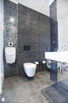 Łazienka - Styl Minimalistyczny - Chałupko Design