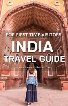 India Travel Guide for First Time Visitors Golden Triangle (Agra, Jaipur, Delhi) - Cool Places To Visit, Places To Travel, Travel Destinations, Holiday Destinations, Travel Guides, Travel Tips, Travel Advice, Budget Travel, Time Travel