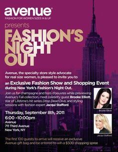 night out in the city invitation - Google Search Fashion Night, Fashion Show, New York Fashion, Night Out, Invitations, Google Search, City, Style, Swag