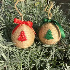 #DIY/Christmas decoration/ deco de noel/diy/ boule de noel