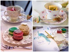 The Little Big Company was asked to style the Adriano Zumbo High Tea event which was organised by The Geelong Food and Wine show.