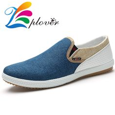 Zplover 2016 new spring summer men shoes canvas espadrilles men's flats shoes fashion breathable casual shoes for men loafers-in Men's Casual Shoes from Shoes on Aliexpress.com | Alibaba Group