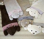 sherpa sleeping bag | Pottery Barn Kids